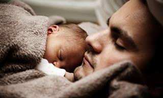 9 טיפים שיסייעו לתינוקכם לישון טוב יותר בלילה