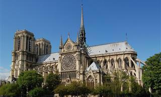 אלו הן 12 הכנסיות היפות ביותר בצרפת