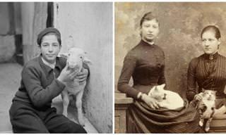אוסף תמונות מרגשות של ילדים שצולמו בתחילת המאה ה-20