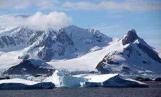 מסעו של מאיר אלפסי לאנטארקטיקה