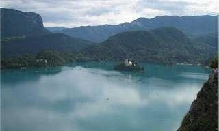 אגם בלד בסלובניה - מהיפים בעולם