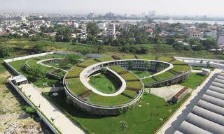 מבני הארכיטקטורה המרשימים ביותר שנבנו בשנת 2014