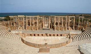 9 ערים שנשכחו על ידי הזמן והתגלו רק אחרי מאות שנים