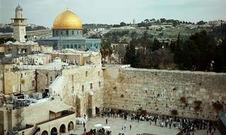 לקט תמונות מדהים של העיר ירושלים