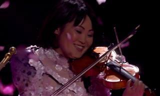 מאנאמי איטו – נגנית כינור עם יד אחת