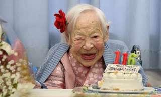 הסוד לאריכות ימים מפי האנשים המבוגרים בעולם