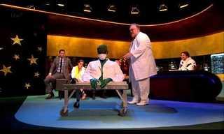 הרופא המשוגע - מופע קסמים מדליק