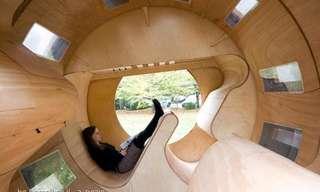 לגור בגליל: פרוייקט ארכיטקטוני מדהים בתחכומו!