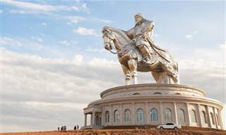 20 הפסלים הגדולים והמרשימים ביותר בעולם
