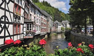 12 העיירות הציוריות והעתיקות ביותר בגרמניה