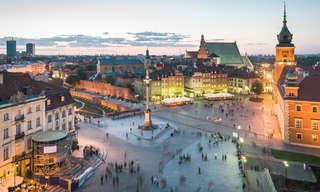 ורשה - עיר עם היסטוריה ששווה לחוות