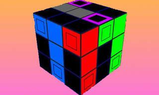 חידת הקובייה - משחק ראייה מרחבית
