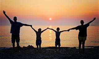 12 טיפים של משפחות מאושרות שיעזרו לכם להכניס אושר גם לביתכם