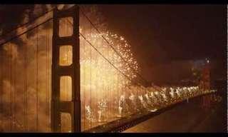יום הולדת 75 לגשר הזהב - מופע מרהיב!