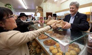 ביקור מפתיע במאפייה היהודית