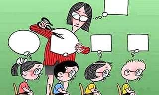 בבית הספר לומדים להצחיק
