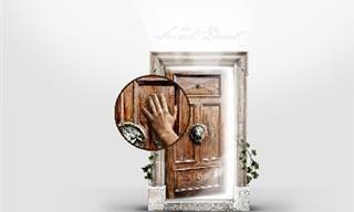 הדלת המסתורית שתיקח אתכם לכל מקום בעולם