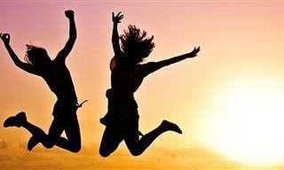 19 מנהגים של אנשים מאושרים