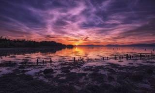 17 תמונות מדהימות של סקוטלנד בלילה
