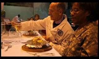 המטבח הצבאי - ממש לא מה שחשבתם!