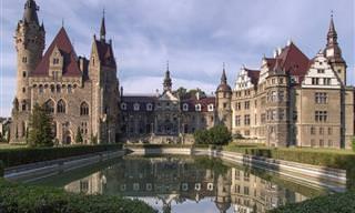 10 טירות יפיפיות בפולין