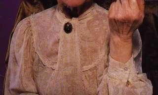 ההיסטוריה של האצבע המשולשת