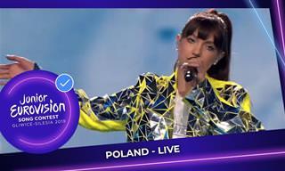 אתם לא תאמינו שהזמרת הנהדרת שכבשה את אירופה היא בת 12 בלבד