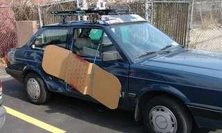 תיקוני הרכבים הכי מצחיקים שאי פעם ראיתם!
