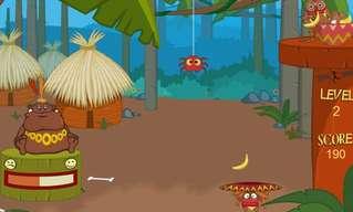 קוקו לוקו - משחק של בננות!