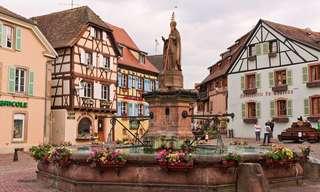 12 כפרים ועיירות יפהפיים מרחבי צרפת