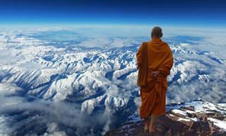 9 שיעורים לחיים מנזירים