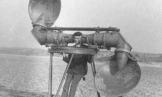 לא להאמין איך זיהו מטוסים לפני המצאת הרדאר