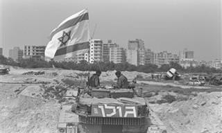 17 תמונות היסטוריות ממלחמות ישראל לאורך השנים