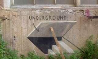 ציורי קיר - אמנות רחוב מקורית