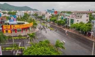 וונג טאו - עיר קטנה ומטריפה בדרום וייטנאם