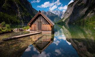 בית בכפר - עיצובים חלומיים של בתי עץ!
