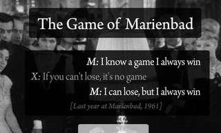 המשחק של מרינבד - חידה מהסרטים!