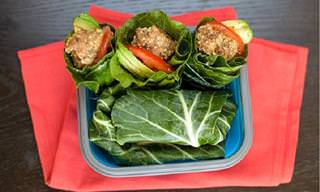 8 מתכונים בריאים וקלים לארוחת צהריים בעבודה