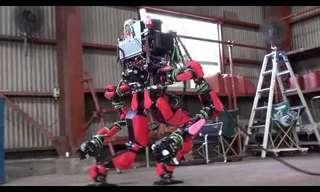 שאפט - הרובוט האנושי