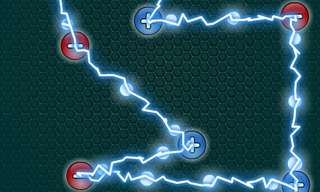 מעגל חשמלי - אתגר מחשבה!