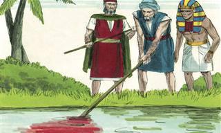 """10 סיפורי תנ""""ך שיתכן כי אכן התרחשו בעבר הרחוק"""