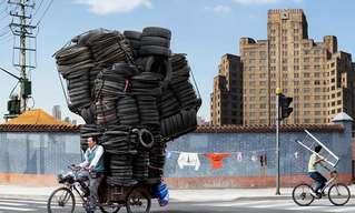 תמונות מדהימות של אופניים במשקל כבד