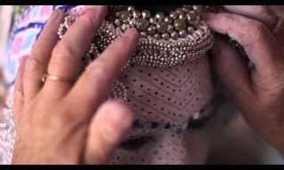 איפור חתונה בלקני - אמנות מדהימה!