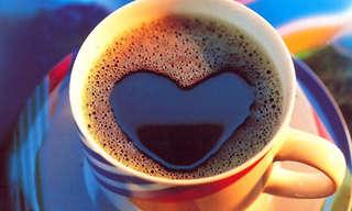 בוקר של הודיה - החלק המלא של הכוס!