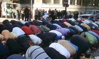 מצעד יום האיסלאם בניו-יורק
