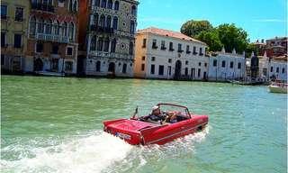 תמונות נפלאות מונציה - העיר על המים!