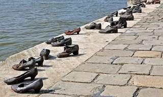 אתרים מרגשים בנושא השואה