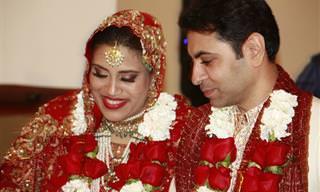 16 מסורות ייחודיות מטקסי חתונה ברחבי העולם