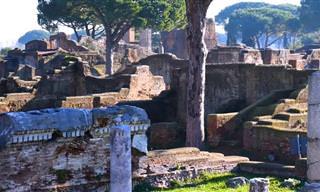 מפה אינטראקטיבית לאתרים ארכאולוגיים מרתקים באירופה