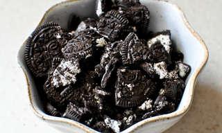 עוגיות שוקולד ואוראו בשביל הכיף